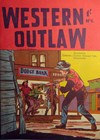 Western Outlaw (New Century, 1958 series) #6 ([August 1959?])