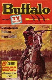 Buffalo (Semic, 1965 series) June 1967 (June 1967)