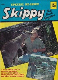 Skippy The Bush Kangaroo Special Re-Issue (Magman, 1974) #24049 (1974)