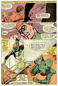Green Lantern (DC, 1960 series) #59 — Earth's Other Green Lantern (page 19)