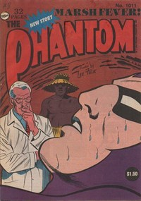 The Phantom (Frew, 1983 series) #1011 — Marsh Fever!