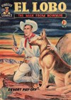 El Lobo the Man from Nowhere (Apache, 1956 series) #4 ([December 1956?])