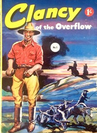Clancy of the Overflow (Apache, 1956 series) #1