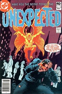 The Unexpected (DC, 1968 series) #198 — Untitled