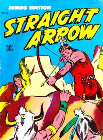 Straight Arrow Jumbo Edition