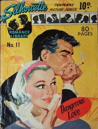 Silhouette Romance Library (Reigate, 1957? series) #11 [UK] (March 1958)