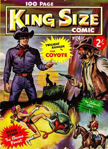 King Size Comic (Apache, 1958 series) #24  ([August 1958?])
