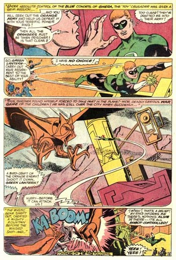 Green Lantern (DC, 1960 series) #59 — Earth's Other Green Lantern (page 15)