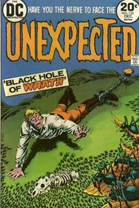 The Unexpected (DC, 1968 series) #153 (December 1973)