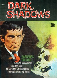 Dark Shadows (Rosnock/SPPL, 1975) #25171 — Barnabas Collins