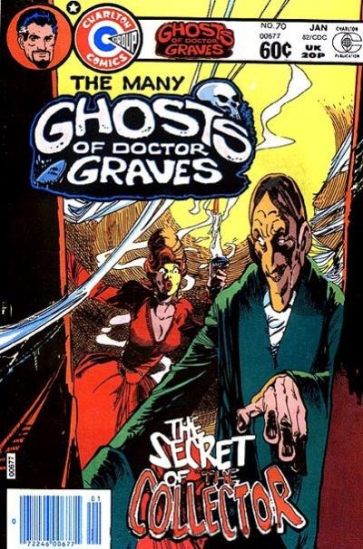 The Many Ghosts of Dr. Graves (Charlton, 1967 series) #70 (January 1982)