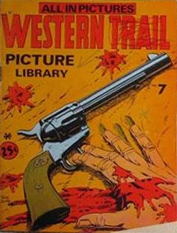 Western Trail Picture Library (Yaffa/Page, 1972 series) #7 ([1972??])