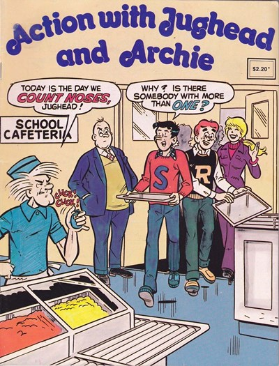 Action with Jughead and Archie (Yaffa, 1993)  (1993)