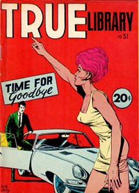 True Library (Yaffa, 1975 series) #31 — Time for Goodbye