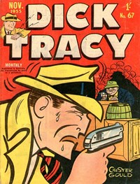 Dick Tracy Monthly (Illustrated, 1952 series) #67