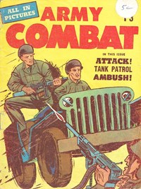 Army Combat (Regal, 1960? series) #13 — Untitled (Cover)