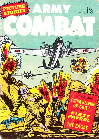 Army Combat Picture Stories (Jubilee, 1963? series) #26 ([December 1964?])