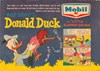 Mobil Walt Disney's (Mobil Oil, 1964 series) #9 ([1965?]) —Walt Disney's Donald Duck