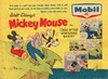 Mobil Walt Disney (Mobil Oil, 1964 series) #10 ([1964]) —Walt Disney's Mickey Mouse