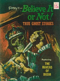Ripley's Believe It or Not! True Ghost Stories (Rosnock, 1973) #23013 ([January 1973])