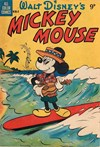Walt Disney's Mickey Mouse [MM series] (WG Publications, 1953 series) #M.M.4  (February 1954)