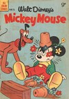 Walt Disney's Mickey Mouse [MM series] (WG Publications, 1953 series) #15 (1955)