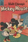 Walt Disney's Mickey Mouse [MM series] (WG Publications, 1953 series) #20 (1955)