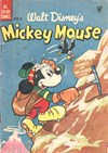 Walt Disney's Mickey Mouse [MM series] (WG Publications, 1953 series) #M.M.21 (1955)