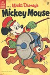 Walt Disney's Mickey Mouse [MM series] (WG Publications, 1953 series) #M.M.22  ([1955?])