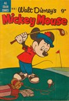 Walt Disney's Mickey Mouse [MM series] (WG Publications, 1953 series) #M.M.1 (1953)