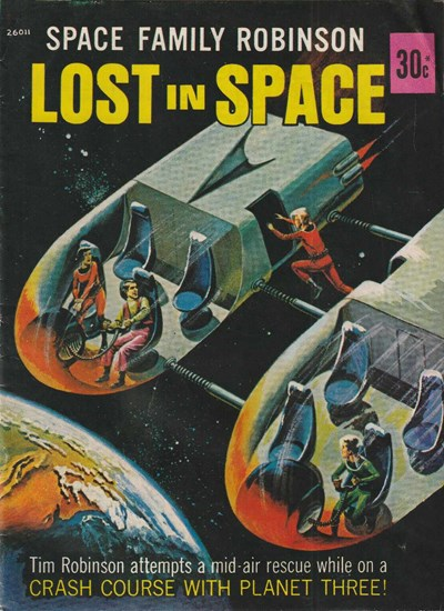 Space Family Robinson Lost in Space (Magman, 1976) #26011 (1976)