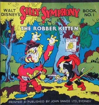 Walt Disney's Silly Symphony (John Sands, 1936 series) #1 ([1936?])