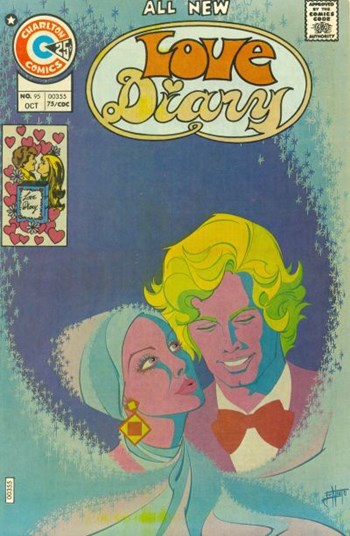Love Diary (Charlton, 1958 series) #95 (October 1975)
