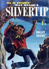 Max Brand's Silvertip (Regal, 1960? series) #4 ([March 1961?])