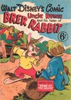 Walt Disney One-Shot Comic [OS series] (WG Publications, 1948 series) #1 (January 1948) —Walt Disney's Uncle Remus and his Tales of Brer Rabbit