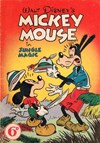 Walt Disney One-Shot Comic [OS series] (WG Publications, 1948 series) #6 ([1949?]) —Walt Disney's Mickey Mouse in Jungle Magic