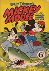 Walt Disney One-Shot Comic [OS series] (WG Publications, 1948 series) #10 (1949) —Walt Disney's Mickey Mouse