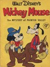 Walt Disney One-Shot Comic [OS series] (WG Publications, 1948 series) #O.S.36 (1951) —Walt Disney's Mickey Mouse