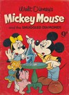 Walt Disney One-Shot Comic [OS series] (WG Publications, 1948 series) #O.S.38 (1952) —Walt Disney's Mickey Mouse and the Smuggled Diamonds