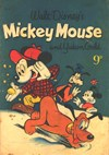 Walt Disney One-Shot Comic [OS series] (WG Publications, 1948 series) #O.S.40 (1952) —Walt Disney's Mickey Mouse