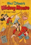Walt Disney One-Shot Comic [OS series] (WG Publications, 1948 series) #O.S.43 (1952) —Walt Disney's Mickey Mouse