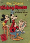 Walt Disney One-Shot Comic [OS series] (WG Publications, 1948 series) #O.S.44 (1952) —Walt Disney's Mickey Mouse