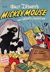 Walt Disney One-Shot Comic [OS series] (WG Publications, 1948 series) #O.S.46 (1952) —Walt Disney's Mickey Mouse and Goofy