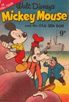 Walt Disney One-Shot Comic [OS series] (WG Publications, 1948 series) #O.S.47 (1953) —Walt Disney's Mickey Mouse