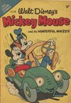 Walt Disney One-Shot Comic [OS series] (WG Publications, 1948 series) #O.S.49 ([1953?]) —Walt Disney's Mickey Mouse