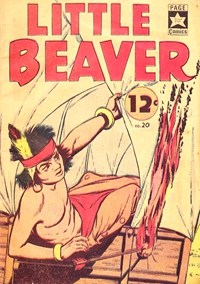 Little Beaver (Yaffa/Page, 1966 series) #20 ([1968?])