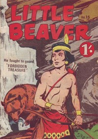 Little Beaver (Photo-Type, 1964 series) #15 — Forbidden Treasure