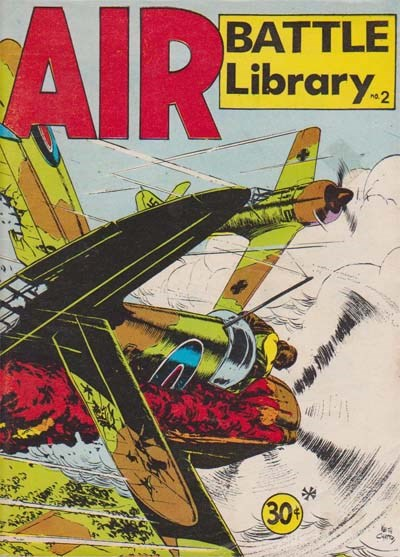 Air Battle Library (Yaffa/Page, 1974 series) #2 ([1974?])