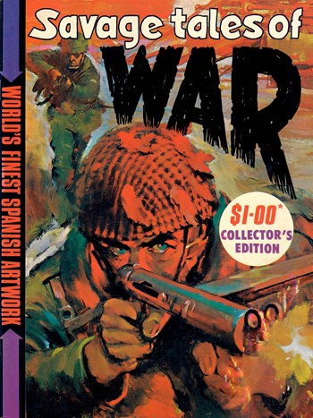 Savage Tales of War