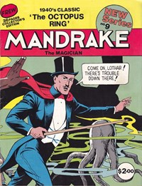 Mandrake the Magician (Frew, 1990 series) #9